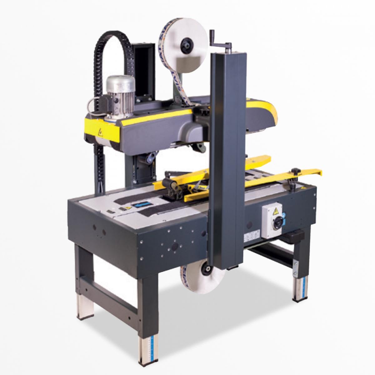 Poloautomatický zalepovací stroj SIAT SK20