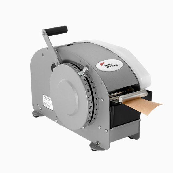 Manuálny dávkovač papierovej lepiacej pásky aktivovanej vodou Better Pack 333J