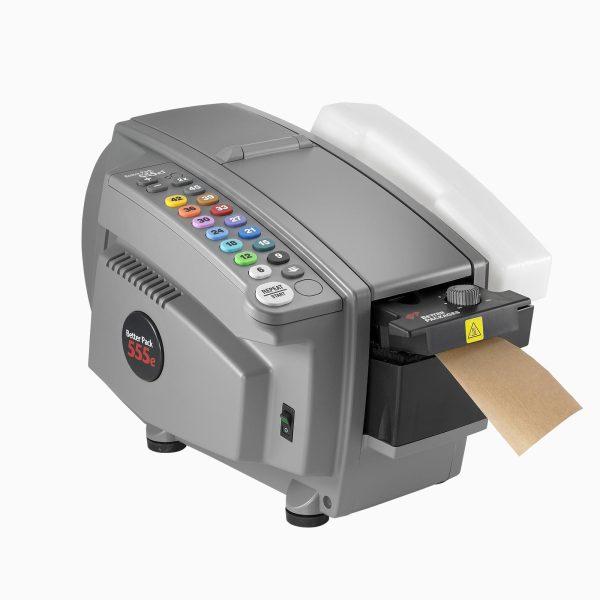 Dávkovač papierovej lepiacej pásky aktivovanej vodou Better Pack 555eMA