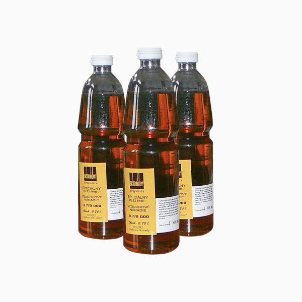 Olej Schneider pre pneumatické náradie