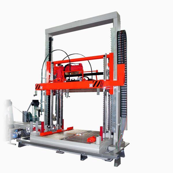 Automatický páskovací stroj OMS 078-082