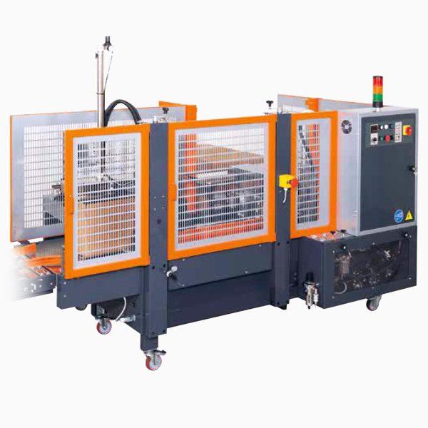 SIAT HM145/146 - Automatický skladač kartónov so zalepovaním HOT-MELT