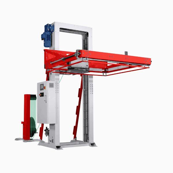 Automatický páskovací stroj TP-713H pre horizontálne páskovanie