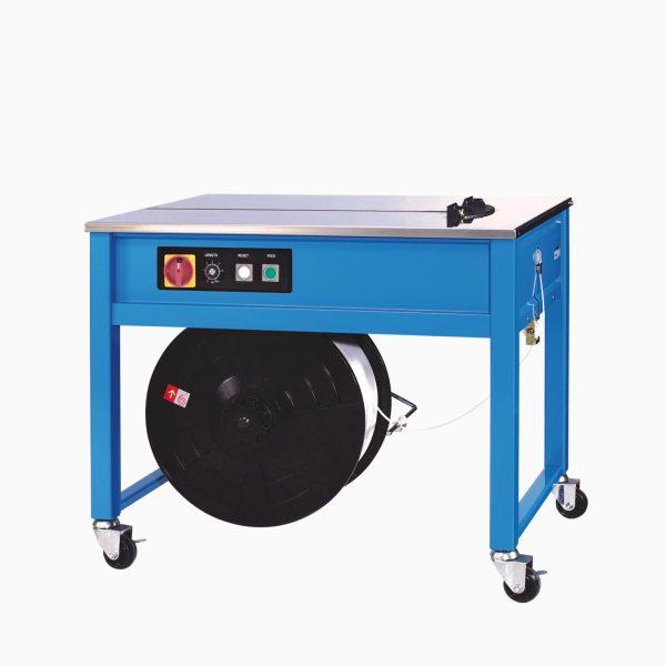 Stolný bezrámový páskovací stroj Transpak TP-202