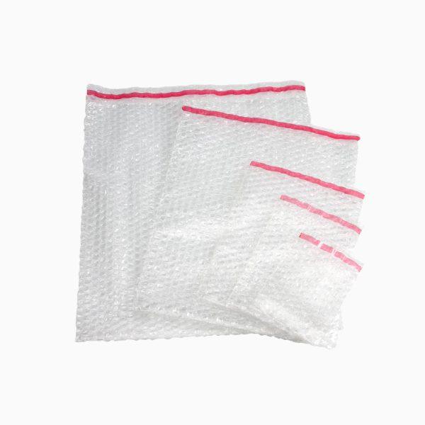 Vrecká z bublinkovej fólie