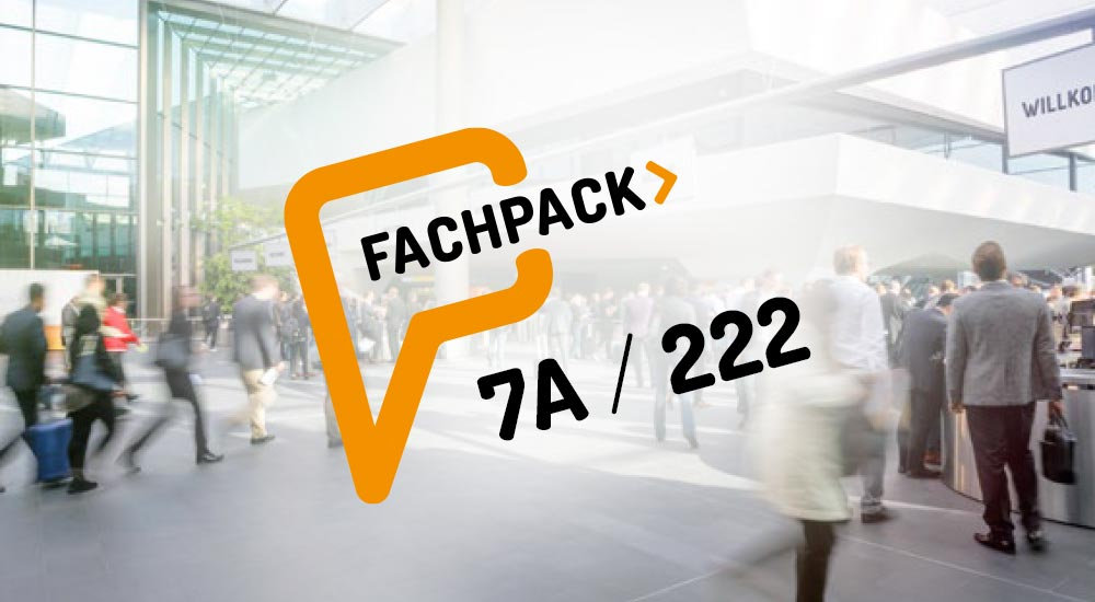 FachPack 2021, 7A/222, Presentation of solutions for automatic strapping and wrapping in film